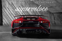 Lamborghini Aventador Supervolce. 217 mph of ferocity.