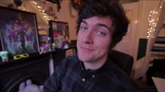 cute KickThePJ on YouTube- PJ Liguori- olive___n on Pinterest