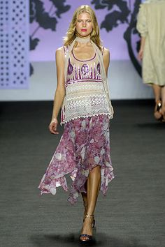 Anna Sui | Spring 2006 Ready-to-Wear Collection | Style.com