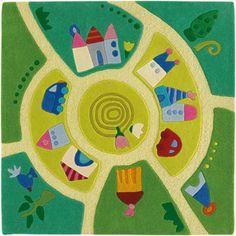Teppich Spielwelt HABA 8093