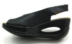 #flylondon #sandaal #zwart #comfortabel #shoes #sandals