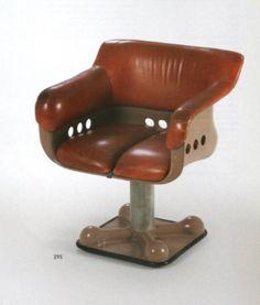 Joe Colombo; U0027Birrillou0027 Desk Chair, 1970. Modern FurnitureFurniture DesignDesk  ...