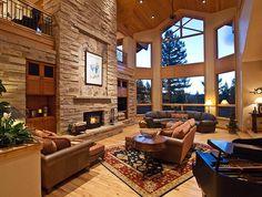 parade of homes interior - beautiful!