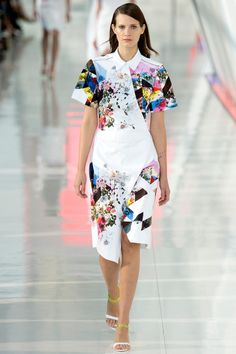 Preen Spring 2014 // red carpet prediction: florence welch