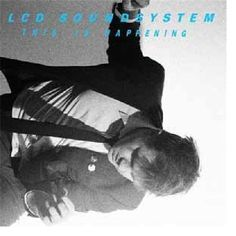 LCD Soundsystem- This is Happening Vinyl Record 2LP