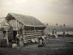 Važec 1911 Folk Art, Westerns, Nostalgia, Retro, House Styles, People, Photography, Travel, Photograph