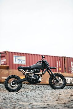 The guys behind Cafe Racers of Instagram aren't just pixel pushers—they also build killer customs. This, believe it or not, is a Honda CB450.