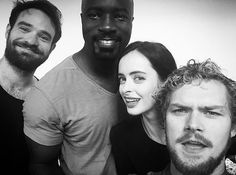 @therealkrystenritter posted this pic of the Defenders at NYCC  Download at nomoremutants-com.tumblr.com   #marvelcomics #Comics #marvel #comicbooks #avengers #captainamericacivilwar #xmen #xmenapocalypse  #captainamerica #ironman #thor #hulk #ironfist #spiderman #inhumans #blackbolt #civilwar #lukecage #infinitygauntlet #blackpanther #guardiansofthegalaxy #deadpool #wolverine #drstrange #infinitywar #defenders #magneto #punisher #captainmarvel #nomoreinhumans http://ift.tt/2cZIZWe