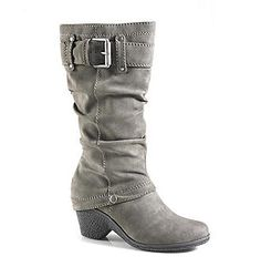 cute gray boot casual wear, $39.99  --so it's not for the home...ha...but i love them