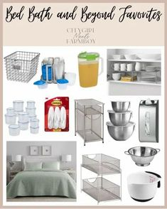 You will love all these links to the best pantry organization products! Organizing Tips, Pantry Organization, Organizing Your Home, Clean House Schedule, House Cleaning Checklist, Diy Kitchen Projects, Kitchen Ideas, Metal Shelves, Shelving