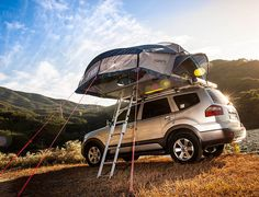 iKamper presents world's first expandable hard shell roof top tent. With iKamper's innovative roof top tent, our campers are guaranteed to have the best camping