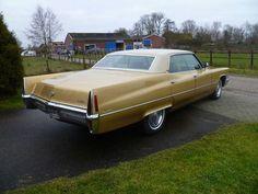 Cadillac Sedan de Ville - 1970: