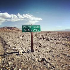 Death Valley National Park- visited 2008