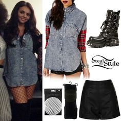 Jesy Nelson steal her style