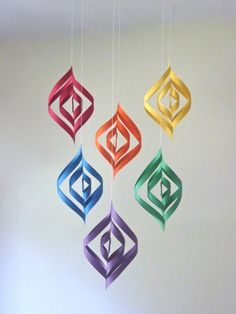 Children Decor  Eco Friendly  Mobile  Party by SpareBedroomStudio, $20.00