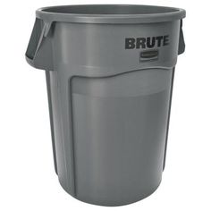 Walmart Outdoor Trash Cans United Solutions Trashmaster 32 Gallon Wheeled Trash Can With Turn