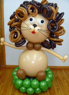 Buggie Bear Balloons - Balloon Designs for Parties and Events