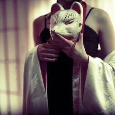 Ontoshiki: The Fox's (Kitsune) Wedding - Ontoshiki Photography - PurePhoto Aesthetic Japan, Japanese Aesthetic, Mafia, Jade Nguyen, Japanese Fox Mask, Tamamo No Mae, Kitsune Mask, Fox Spirit, Fanart