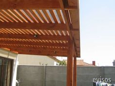 Pergolas For Sale Cheap Info: 8223455316 Backyard Pergola, Pergola Kits, Pergolas For Sale, Pergola Curtains, Pergola Designs, Deck, Outdoor Structures, Santiago Chile, Costco