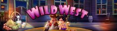 Sign up at Vegas Paradise and play our 10-line slot game, 'Wild West' in your mobile phone and desktop. Bet as low as £0.01 and win up to £1,000 times the bet amount.