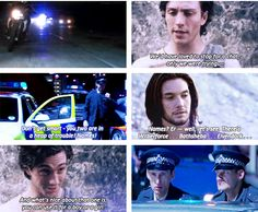 (Click image for gif set!) As there was no movie provided for the prequel that Rowling wrote, a fan created a visual of the narrative using a gif set. Such gif sets offer the atmosphere of a film. Ben Barnes portrays Sirius Black and Aaron Taylor-Johnson portrays James Potter.