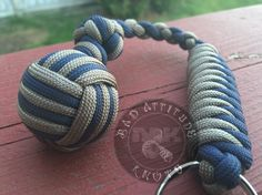 Monkey Fist – Back to what started the paracord bug | Bad Attitude ...