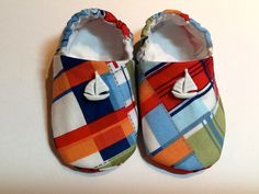 Nautical Sailor Baby Boy Shoes with Sail Boats Squires Hayes Baby Hayes! Cute Outfits For Kids, Cute Kids, Baby Boy Fashion, Babies Fashion, Sailor Baby, Baby Swag, Sail Boats, Baby Boy Shoes, Everything Baby
