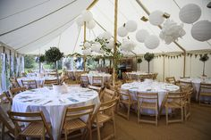 Stunningly simple, a beautiful calm and serene setting for this wedding. The light effect is filtered through the canvas roof and walls of this traditional canvas wedding marquee. Marquee Hire, Marquee Wedding, Light Effect, Moorish, Surrey, Four Seasons, Hampshire, Corporate Events, Table Settings