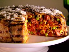 Eggplant Timbale recipe from Giada DeLaurentiis of Everyday Italian. 5 of 5 Stars, 122 Reviews   Food Network