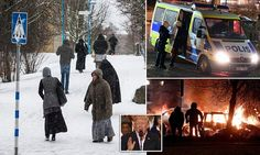 'Trump WAS right': Swedes claim immigrant problem IS real after riots