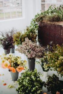 The Lane floral workshop