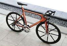 Aston Martin One 77 Bicycle