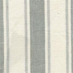 Galena 224 Silver Striped Drapery Fabric
