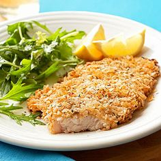 Battering & Breading Basics  Learn how to get the crispy texture kids love through baking and avoid all the fat of frying.