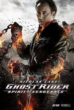 When the devil resurfaces with aims to take over the world in human form, Johnny Blaze reluctantly comes out of hiding to transform into the flame-spewing supernatural hero Ghost Rider -- and rescue a boy from an unsavory end. Ghost Rider 2 Movie, Ghost Rider Johnny Blaze, Ghost Rider Marvel, Tous Les Films Marvel, Marvel Movies, Nicolas Cage Ghost Rider, Marvel Dc, Captain Marvel, Marvel Heroes