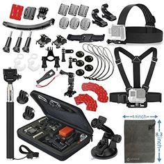 Vanwalk Essentials Accessories Kit for GeekPro 2