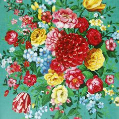 Discover the Pip Studio Dutch Painters Wallpaper - 341046 Green at Amara