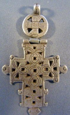 antique ethiopian cross - Google Search