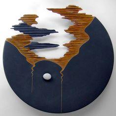 Glass Art by Alex Fekete Abstract Sculpture, Sculpture Art, 3d Cnc, Fused Glass Art, Slumped Glass, Deco Design, Wall Sculptures, Chinese Art, Installation Art