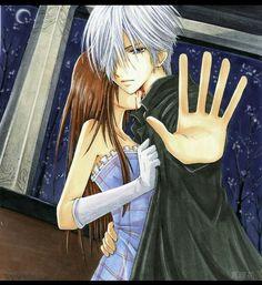 Zero and Yuuki ~Vampire Knight~