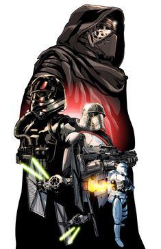 Star Wars The Force Awakens by JonBolerjack on DeviantArt