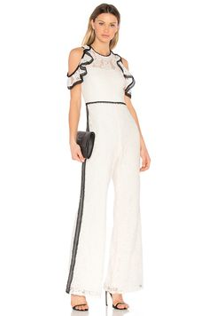 Alexis Philippe Jumpsuit in White | REVOLVE
