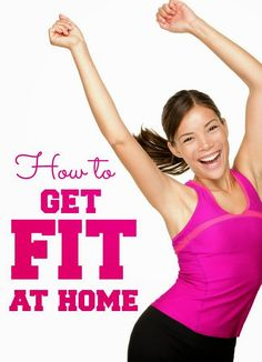Big List Of At Home Workouts