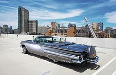 1960 Chevrolet Impala Convertible - 60 Shades Of Gray Chevrolet Impala, 1960 Chevy Impala, Convertible, S Car, Car Makes, Amazing Cars, Shades Of Grey, Aesthetic Wallpapers, Low Rider