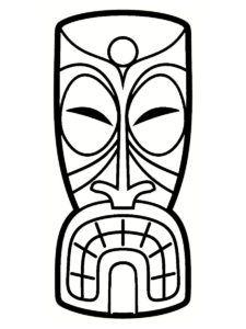 Home Decorating Style 2020 for Totem Koh Lanta Coloriage, you can see Totem Koh Lanta Coloriage and more pictures for Home Interior Designing 2020 3230 at SuperColoriage. African Theme, African Masks, Totem Koh Lanta, Totem Pole Drawing, Totem Tiki, 50 Y Fabuloso, Theme Carnaval, Tiki Faces, Tiki Head