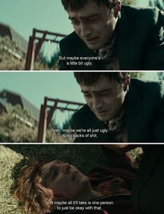 Hank and Manny - Swiss Army Man