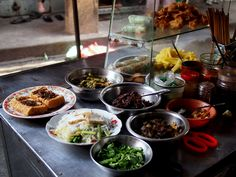 Tips for eating street food without getting sick, offered up from my 7+ years of traveling around the world and eating a lot of it!