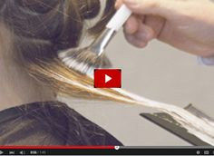 Video & HOW-TO: Hair Painting