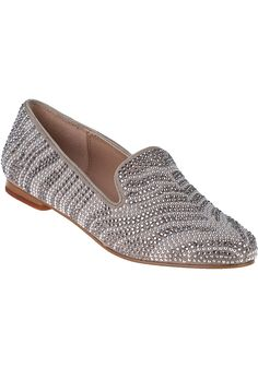 Steve Madden Shoes - Conncord Loafer Pewter Multi Fabric---want these soooo bad