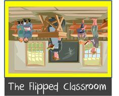 Cómo dar una clase al revés o flipped classroom en 5 sencillos pasos! ~ Educación Virtual.